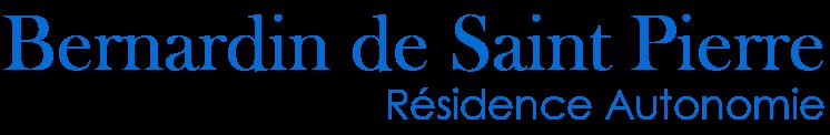 Résidence Autonomie Bernardin de Saint Pierre
